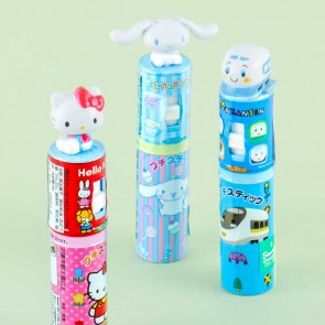 Sanrio Character Ramune Candy With Dispenser