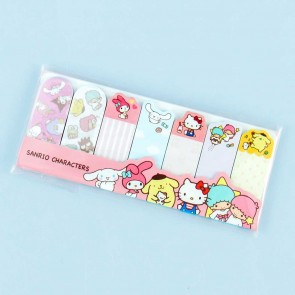 Sanrio Characters Sticky Notes Set