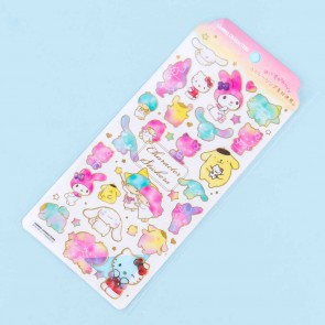 Sanrio Characters Pastel Stickers