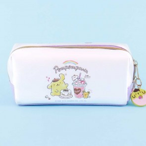 Pompompurin Boba Tea Drink Pencil Case