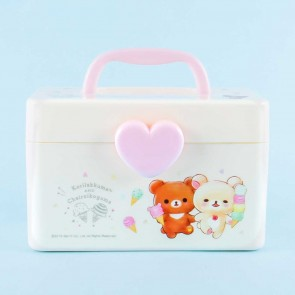 Korilakkuma & Chairoikoguma Ice Cream Storage Case