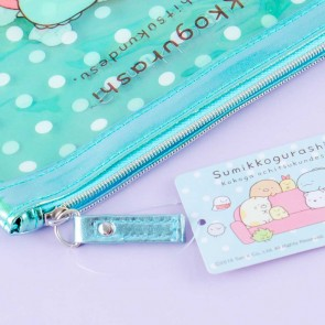 Sumikko Gurashi At Home Polka Dot Clear Pouch
