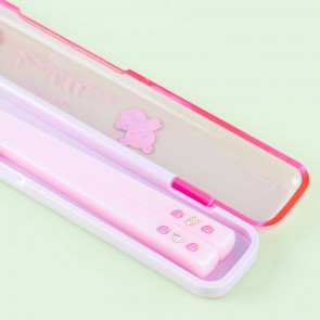 Korilakkuma Candy Pink Chopsticks Set
