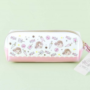 Sweet Peko-chan Dual Compartment Pencil Case