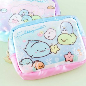 Sumikko Gurashi Under The Sea Soft Pouch