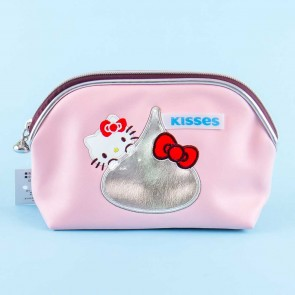 Hello Kitty x Hershey's Kisses Cosmetic Bag