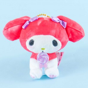 My Melody & Lollipop Plushie Charm - Mini