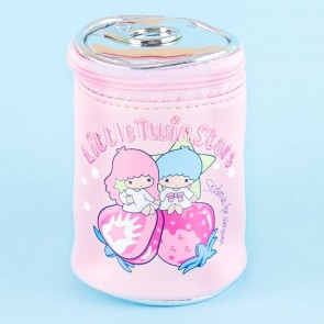 Little Twin Stars Strawberry Soda Can Coin Purse