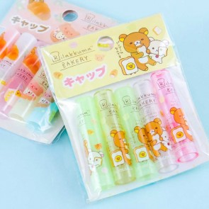 Rilakkuma Bakery Pencil Cap Set
