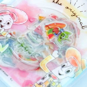 Toy Story Pizza Time Sticker Flakes
