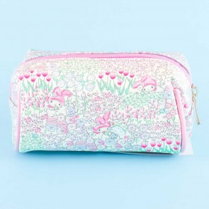 My Melody Garden Blooms Cosmetic Bag