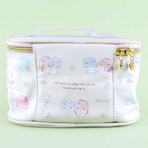 Little Twin Stars Celebration Cosmetic Bag With Handle