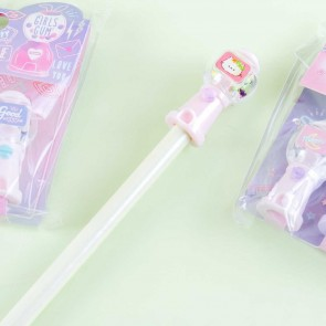 Gumball Machine Pencil Cap Set