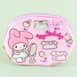 My Melody Dress-Up Cosmetic Bag