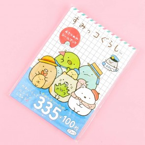 Sumikko Gurashi Travel Time Sticker Book