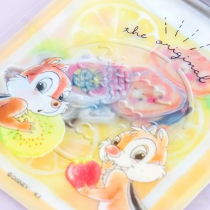 Chip & Dale Fruits Sticker Flakes