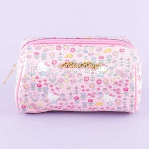 Hello Kitty Floral Fantasy Cosmetic Bag