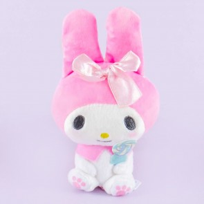 My Melody & Lollipop Plushie Charm - Medium