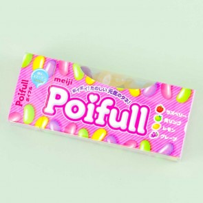 Meiji Poifull Gummies - Mix Fruit