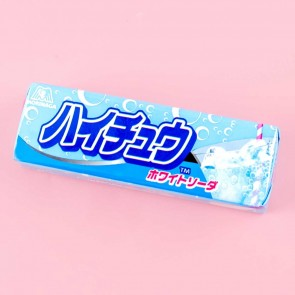 Hi-Chew Chewy Candy - White soda