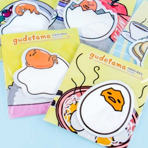 Gudetama Die-Cut Sticky Notes Set