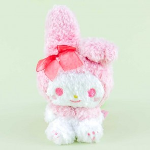 My Melody Fluffy Plushie Charm - Medium