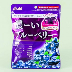 Asahi Rich Blueberry Candy
