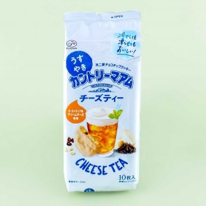 Fujiya Country Ma'am Cheese Tea Cookies