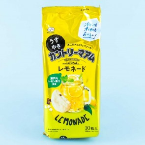 Fujiya Country Ma'am Lemonade Cookies