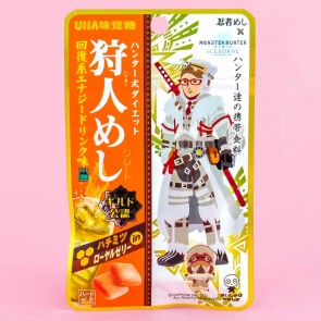 UHA Monster Hunter Meshi Energy Soda Candies