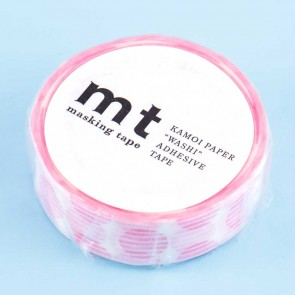 MT Striped Bubbles Washi Tape