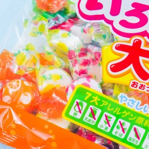 Kasugai Ramune Candy - Assorted Fruits