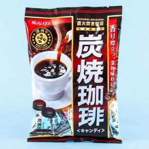 Kasugai Charcoal Roasted Coffee Candy