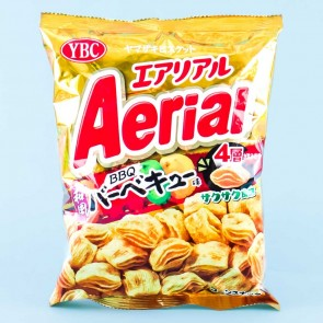 Aerial Corn Snacks - Barbecue Cheese