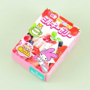 My Melody Pudding Mix Package Eraser