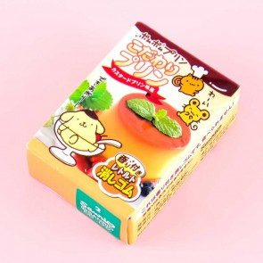 Pompompurin Flan Mix Package Eraser