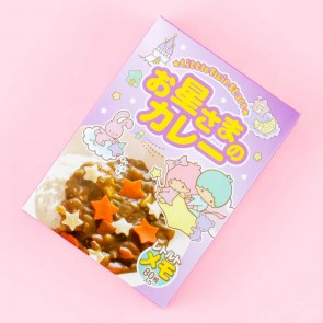 Little Twin Stars Instant Curry Package Memo Pad