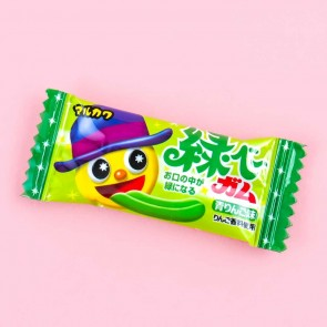 Marukawa Witch Color Change Gum - Green Apple