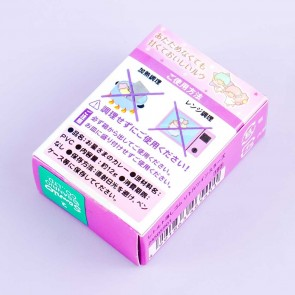 Little Twin Stars Curry Mix Package Eraser