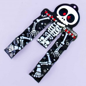 Heart Halloween Gaikotsu Skeleton Chocolate Candy Set