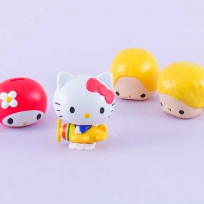 Sanrio Characters Big Head Figure Gachapon