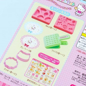 Hello Kitty Waffle Store DIY Clay Decorating Kit