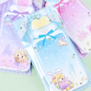 Princess Room Perfume Bottle Memo Pad