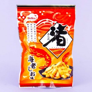 Kuriyama Nagisa Arare Rice Snacks - Salted Shrimp