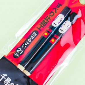 Spirited Away No-Face Bamboo Chopsticks