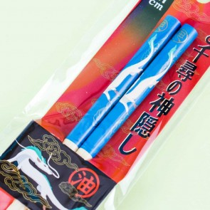 Spirited Away Dragon Haku Bamboo Chopsticks