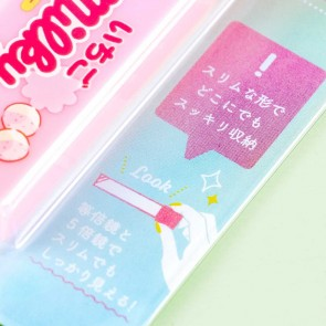 Milky Peko-Chan Strawberry Stick Mirror