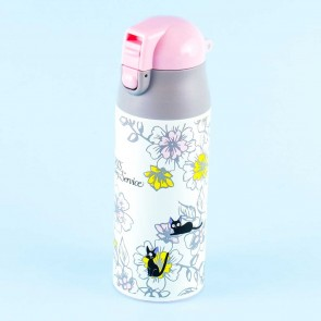 Kiki's Delivery Service Flowery Jiji Insulated Bottle