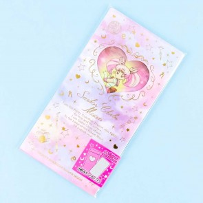Sailor Moon Chibi Golden Details Envelope & Letter Set