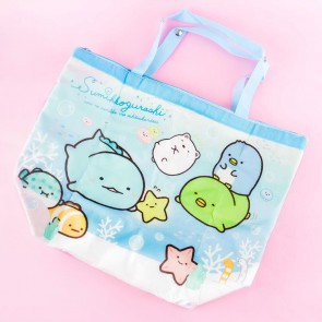 Sumikko Gurashi Sea World Insulated Shoulder Bag